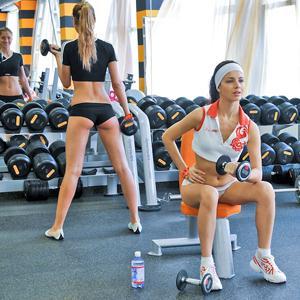Фитнес-клубы Видного