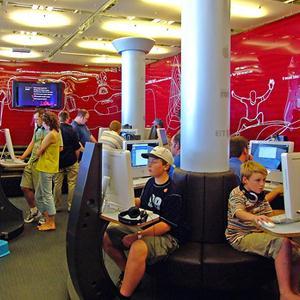 Интернет-кафе Видного