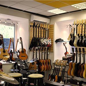 Музыкальные магазины Видного