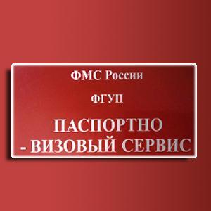 Паспортно-визовые службы Видного