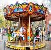 Парки культуры и отдыха в Видном