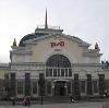 Железнодорожные вокзалы в Видном