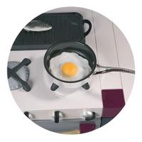 Гостиница Южный Дворик - иконка «кухня» в Видном